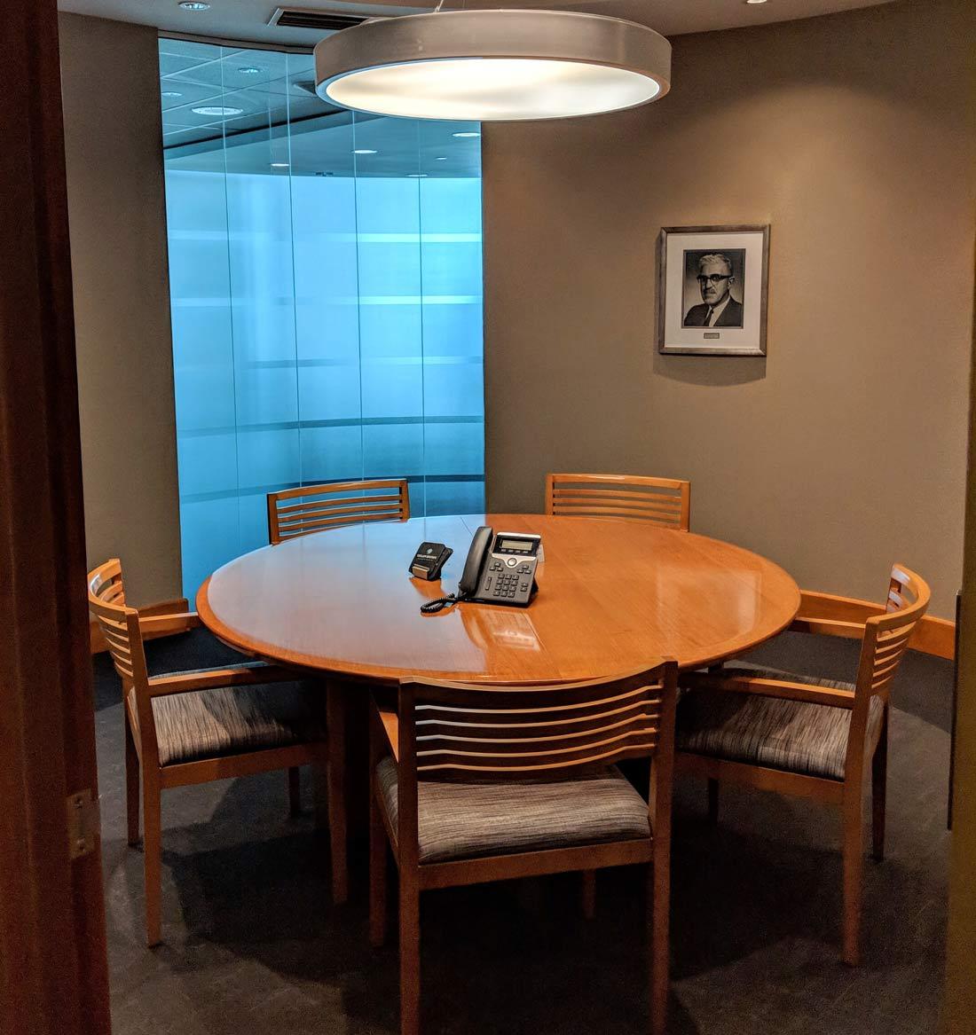 Odlum Brown - Meeting Room