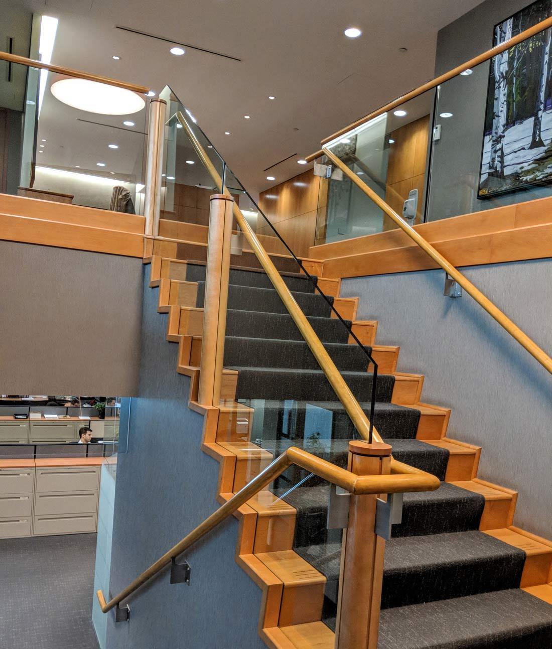 Odlum Brown - Stairway