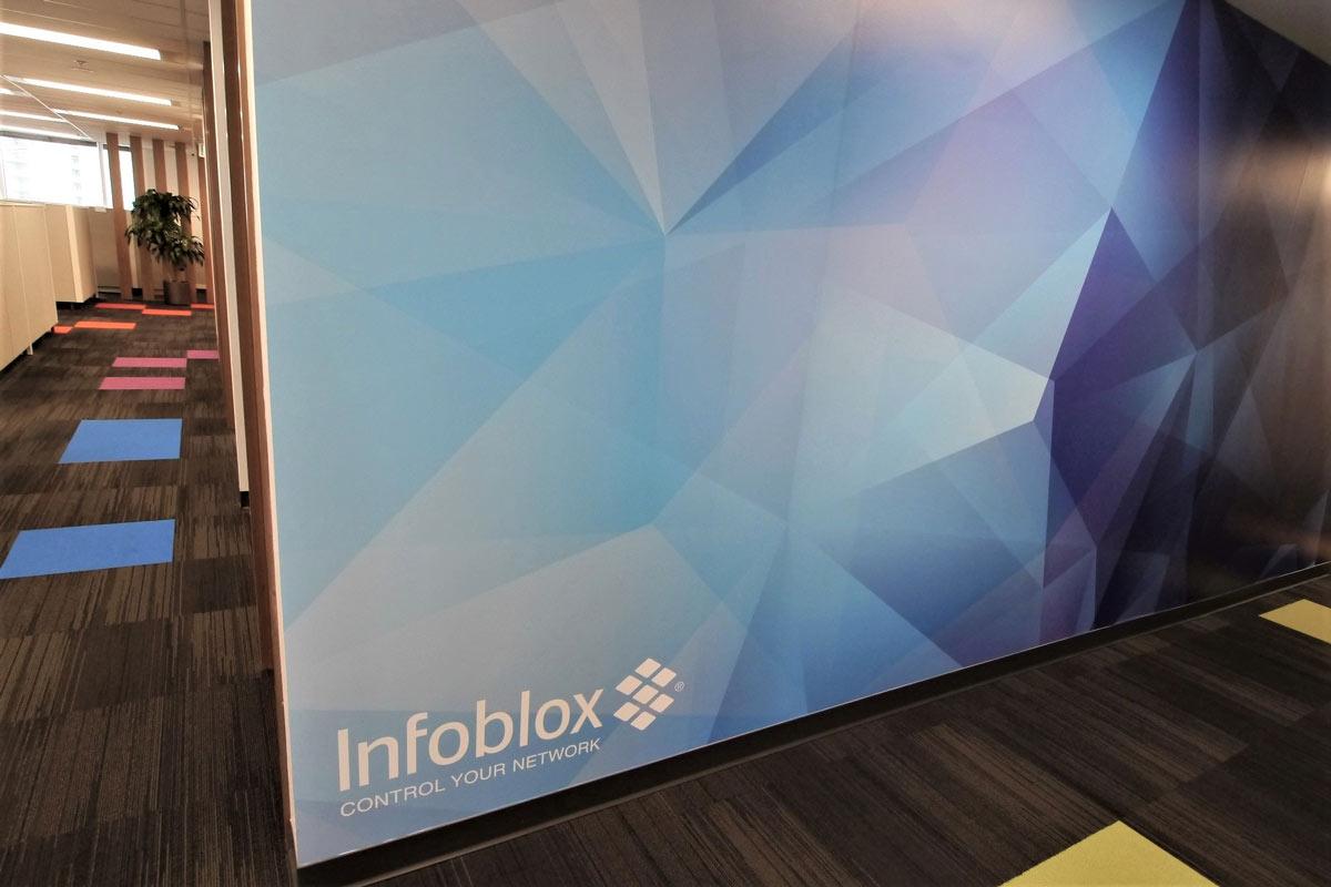 Infoblox Actionable Network Intelligence - Interior Design