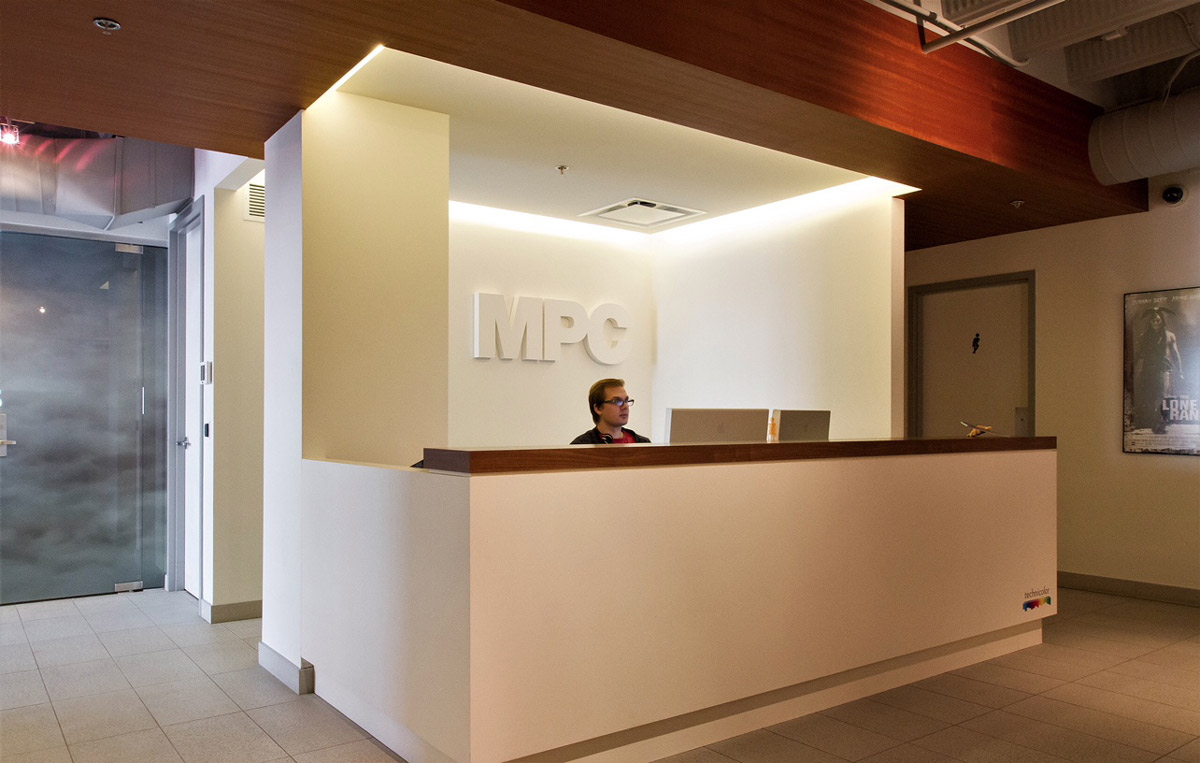 MPC1 Office - Interior Design by Prime Interiors