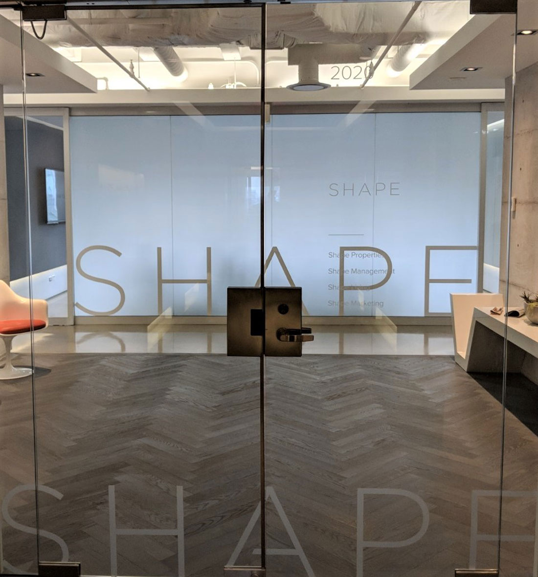 Shape Properties - Entry