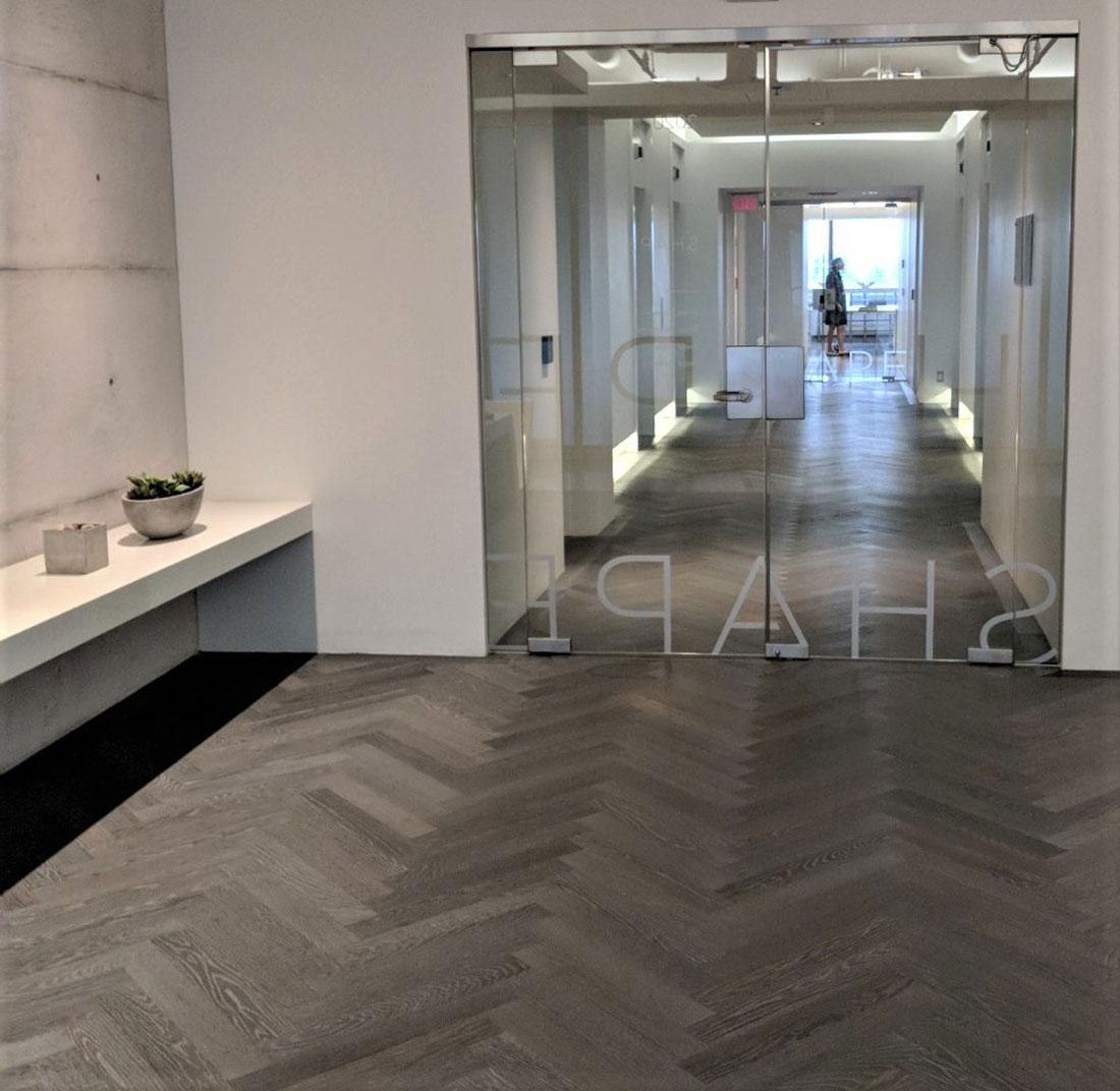 Shape Properties - Lobby