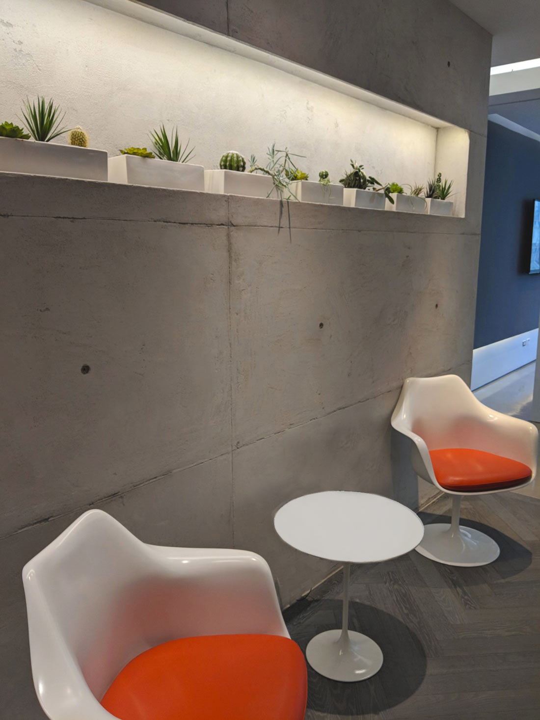 Shape Properties - waiting room