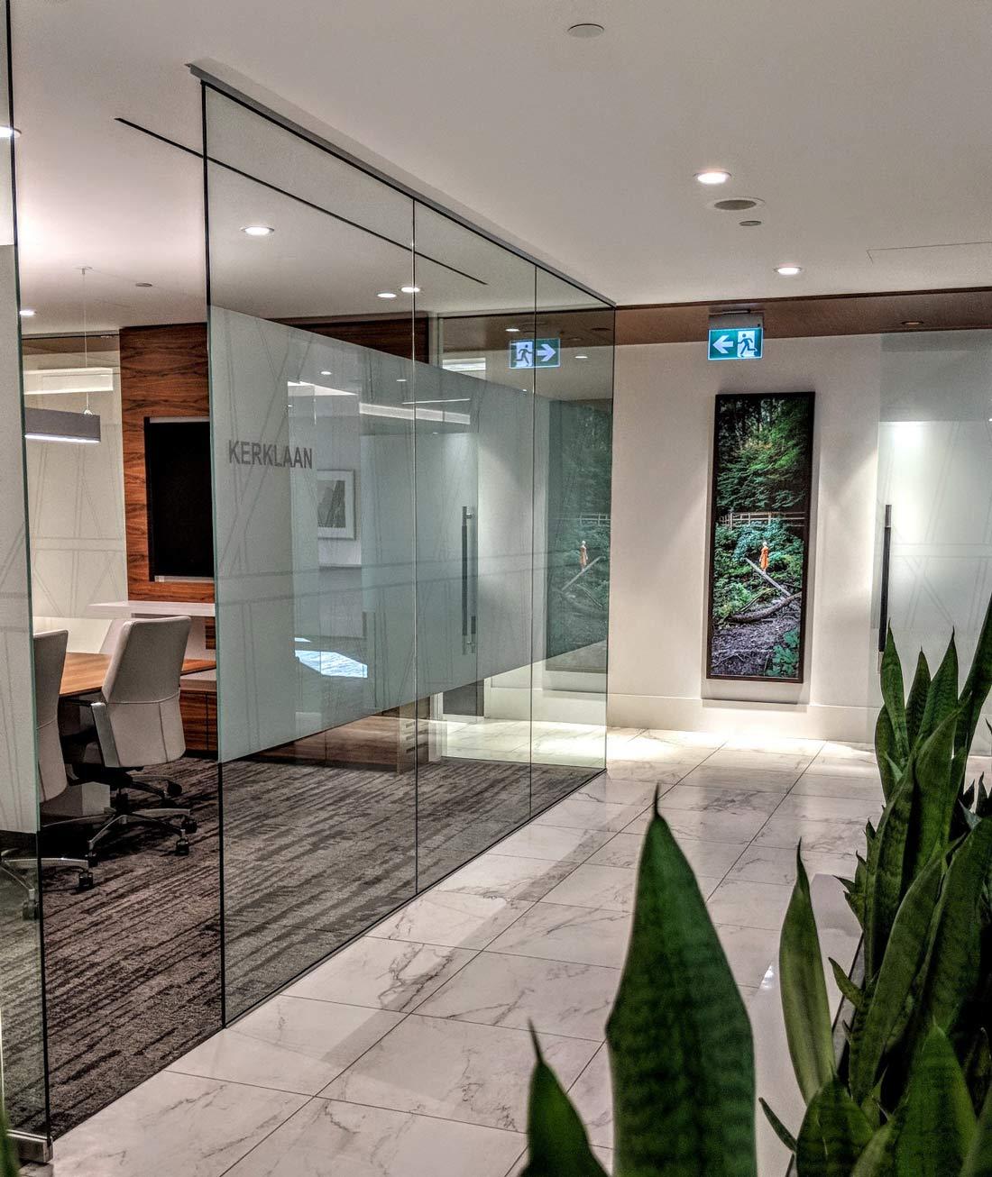 Connor Clark Lunn - Hallway Meeting Room