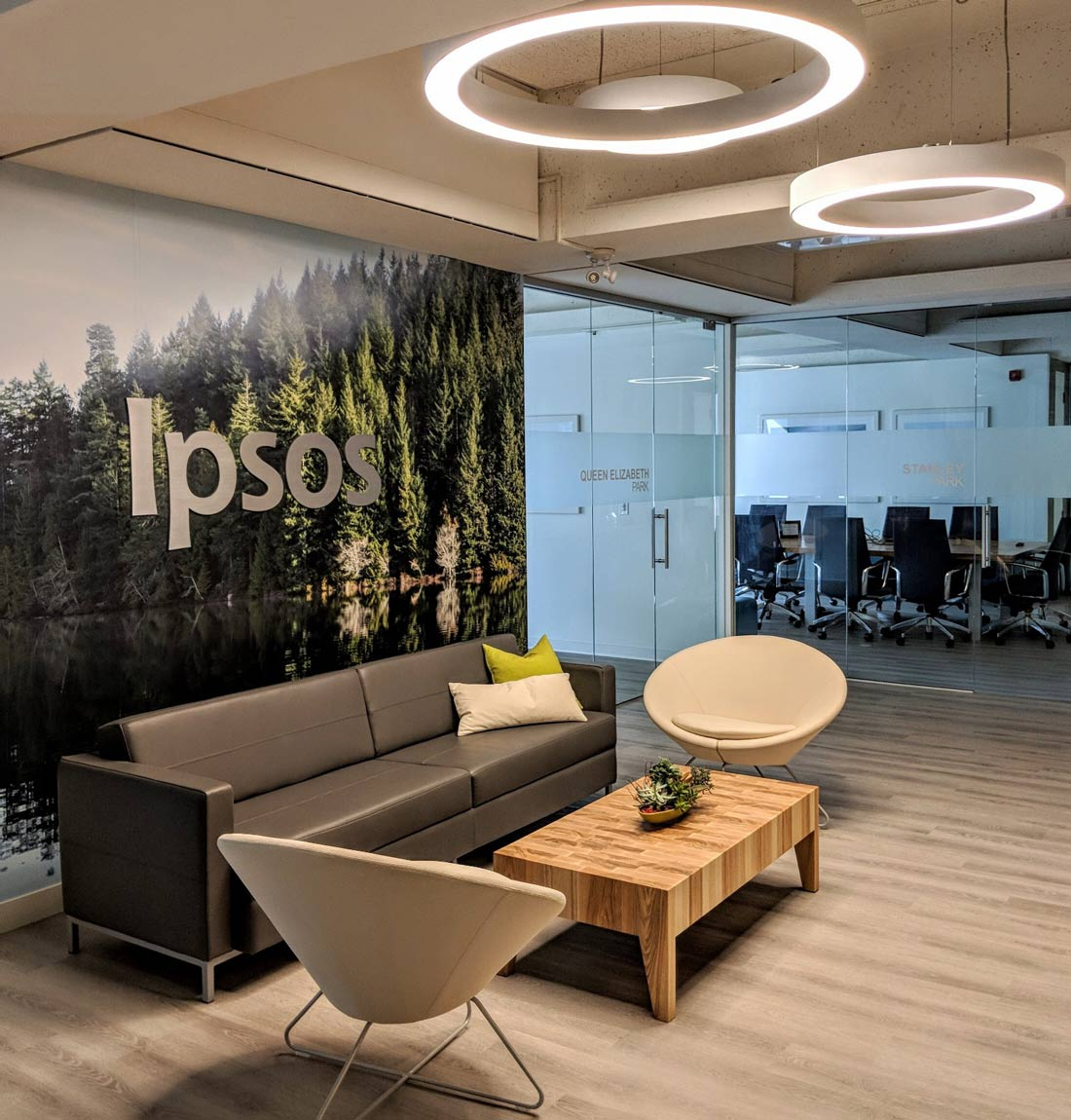 Ipsos - Waiting Room