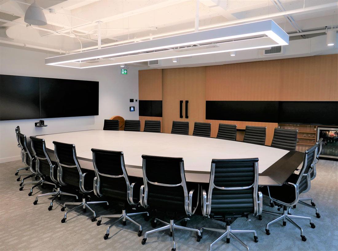 Mosaic Boardroom